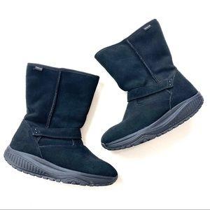 Skechers Shape-Ups Suede XF Bollard Boots